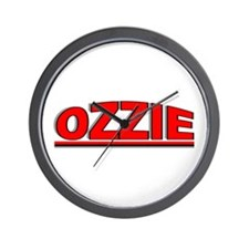 """Ozzie"" Wall Clock"