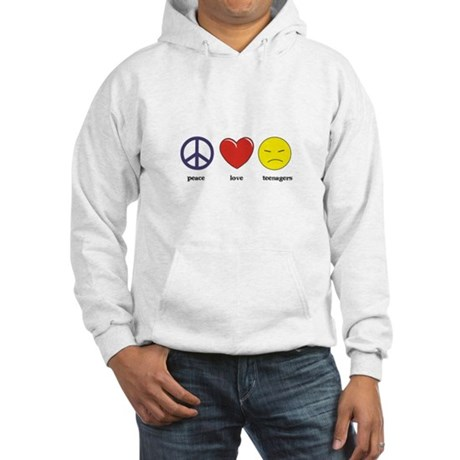 Teenagers Hooded Sweatshirt