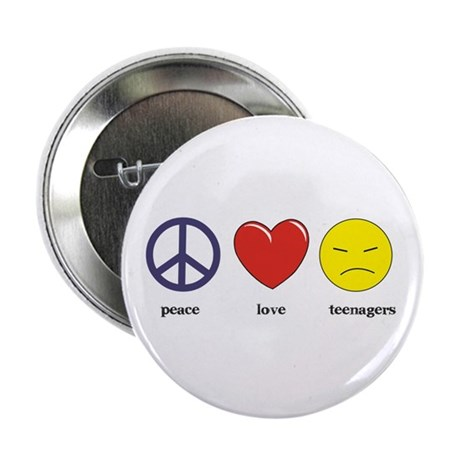 "Teenagers 2.25"" Button"