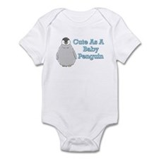 Baby Penguin Infant Bodysuit