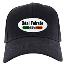 belfast rifle team in irish Baseball Hat