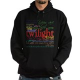 Twilight Quotes Hoody