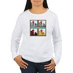 Cochins! Women's Long Sleeve T-Shirt