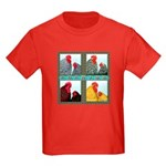 Cochins! Kids Dark T-Shirt