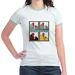 Cochins! Jr. Ringer T-Shirt