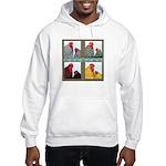 Cochins! Hooded Sweatshirt