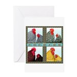 Cochins! Greeting Card