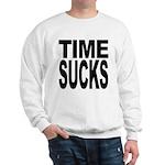 Time Sucks Sweatshirt