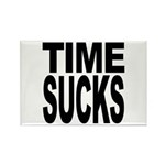 Time Sucks Rectangle Magnet (10 pack)