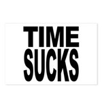 Time Sucks Postcards (Package of 8)