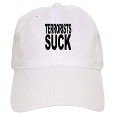 Terrorists Suck Baseball Cap
