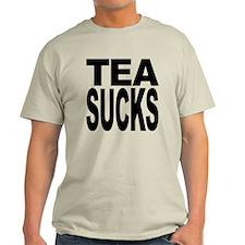 Tea Sucks Light T-Shirt
