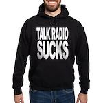 Talk Radio Sucks Hoodie (dark)