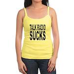 Talk Radio Sucks Jr. Spaghetti Tank
