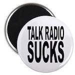 Talk Radio Sucks Magnet