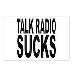 Talk Radio Sucks Postcards (Package of 8)