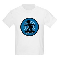 Skateboarder Kid T-Shirt