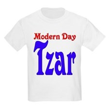 Modern Day Tzar Kids T-Shirt