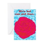 gentle breakup Greeting Cards (Pk of 20)