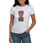 Brown Power Women's T-Shirt