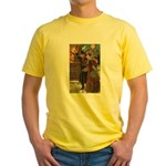 New Year Gala Yellow T-Shirt