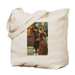 New Year Gala Tote Bag