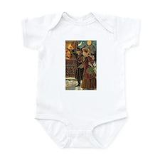 New Year Gala Infant Bodysuit