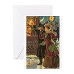 New Year Gala Greeting Cards (Pk of 10)