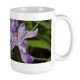 Crested Dwarf Iris 2 Flower Song Mug