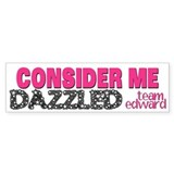 Twilight Bumper Bumper Sticker