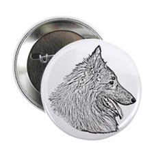 "Belgian Tervuren 2.25"" Button"