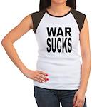 War Sucks Women's Cap Sleeve T-Shirt