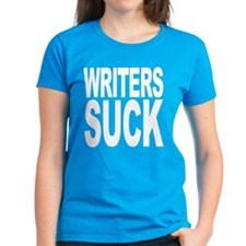 Writers Suck Tee