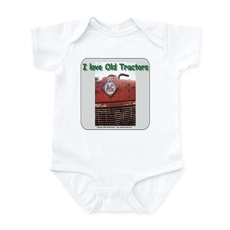 Alis Chalmers Infant Bodysuit