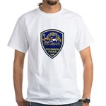 Georgetown Police White T-Shirt