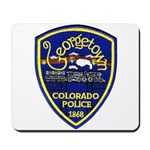 Georgetown Police Mousepad