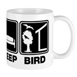Eat Sleep Bird (v2) Mug