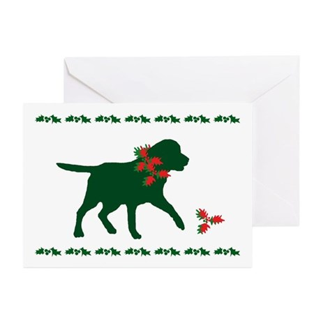 Labrador Christmas Cards (Pk of 10)
