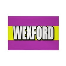 Unique Wexford Rectangle Magnet (10 pack)