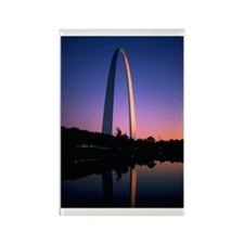 Cute St louis Rectangle Magnet