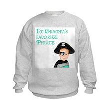 Favorite Pirate Sweatshirt
