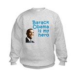 Obama Kid Sweatshirt