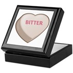 Bitter Candy Heart Keepsake Box