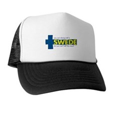 You Can Always Tell a Swede Trucker Hat