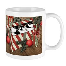 A Chickadee Christmas 2 Mug