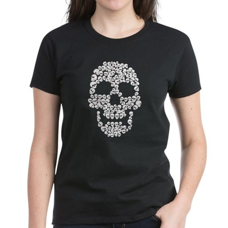 Skull of Skulls Women's Dark T-Shirt