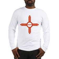 Original 505 Zia Sunset Long Sleeve T-Shirt