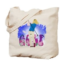 Golf Extras Tote Bag
