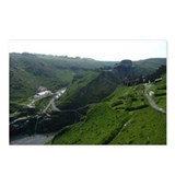 Tintagel Postcards (Package of 8)