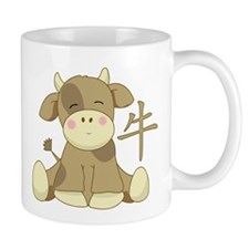 The Ox Small Mug
